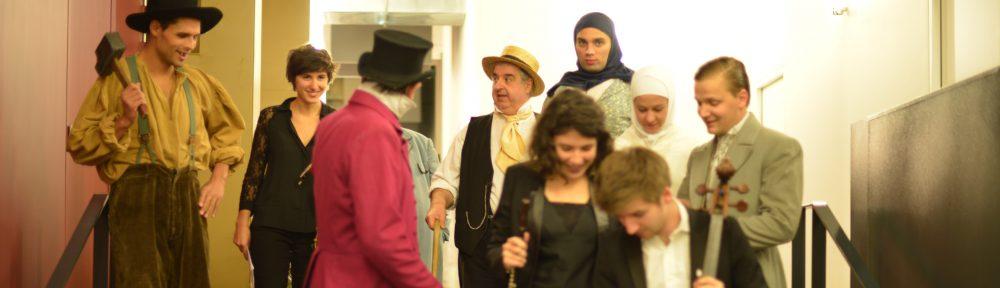 Le Théâtre du Petit Monde